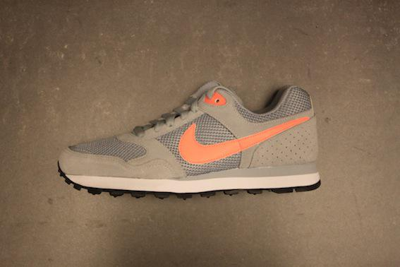 Nike Md runner grey mango